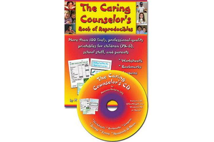 The Caring Counselor Book of Reproducibles with CD