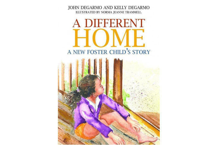 A Different Home: A New Foster Child's Story (Paperback)