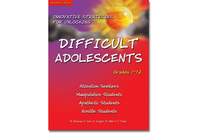 Innovative Strategies for Unlocking Difficult Adolescents
