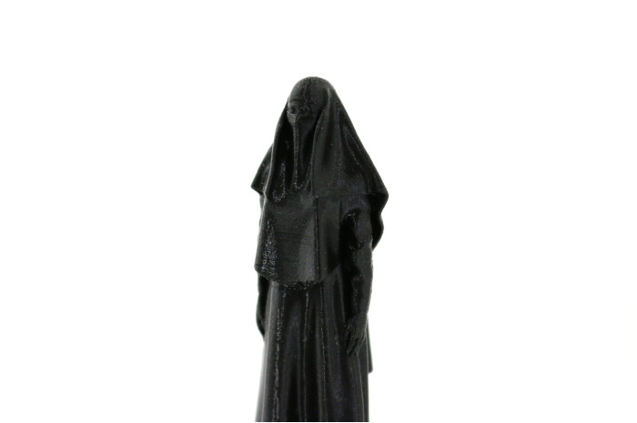 Muslim Woman in Burqa
