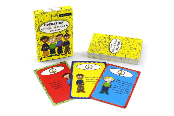 Operation Breaking the Boy Code Card Game