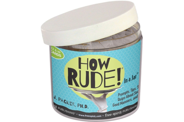 How Rude! in a Jar