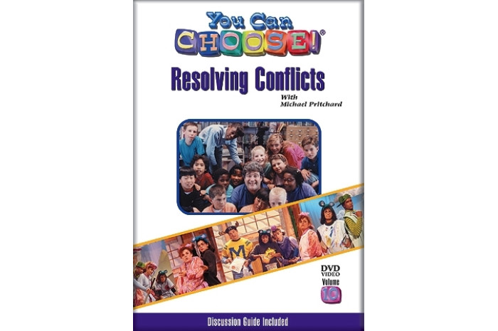 You Can Choose! Resolving Conflicts DVD