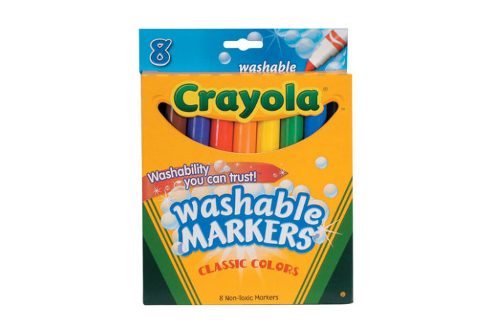 Crayola Washable Markers 8 Pack
