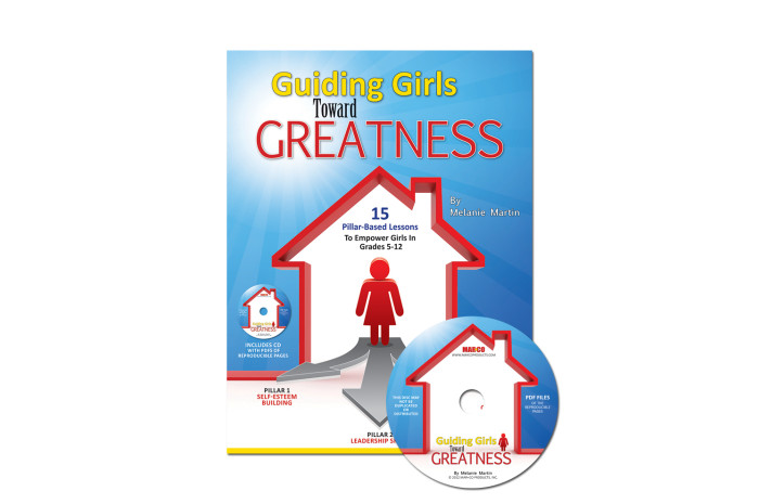 Guiding Girls Toward Greatness: 15 Pillar-Based Lessons to Empower Girls