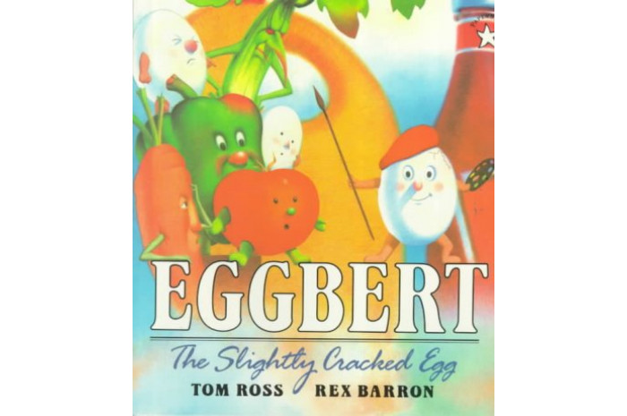 Eggbert: The Slightly Cracked Egg