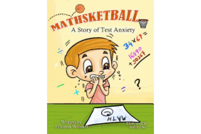 Mathsketball: A Story of Test Anxiety