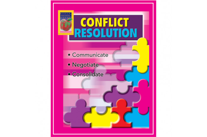 Conflict Resolution Reproducible Activities (Grades K-2)