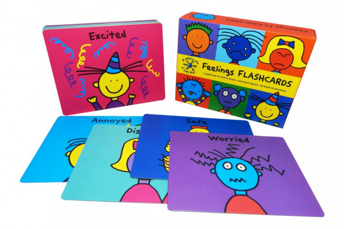 Todd Parr's Feelings Flashcards