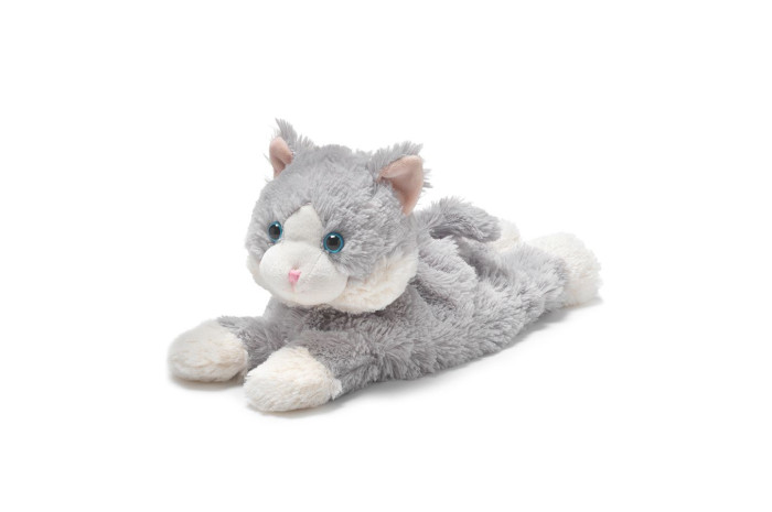 Warmies Lavender Scented Gray Cat