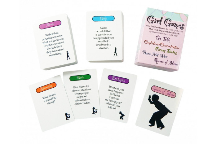 Girl Games: 5 Games in One