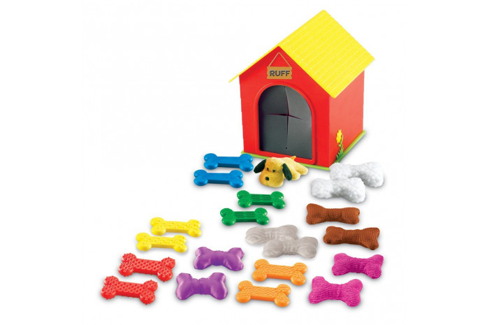 Ruff's House Tactile Set