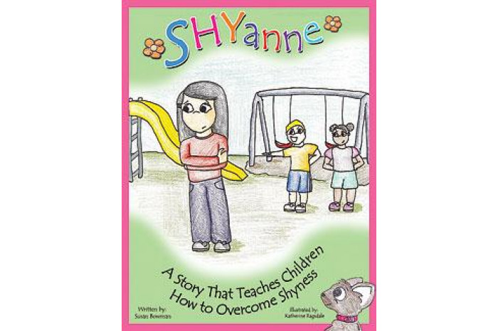 Shyanne: Learning How to Overcome Shyness