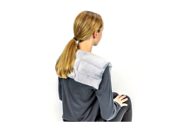 Weighted Shawl