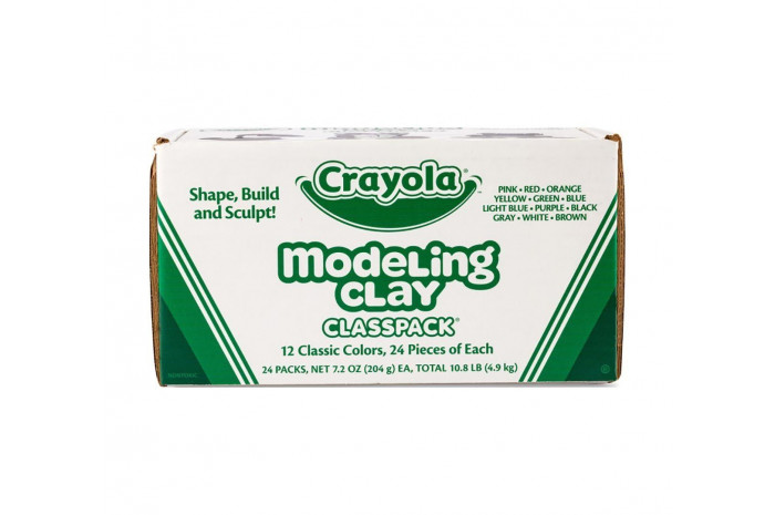 Modeling Clay Classpack