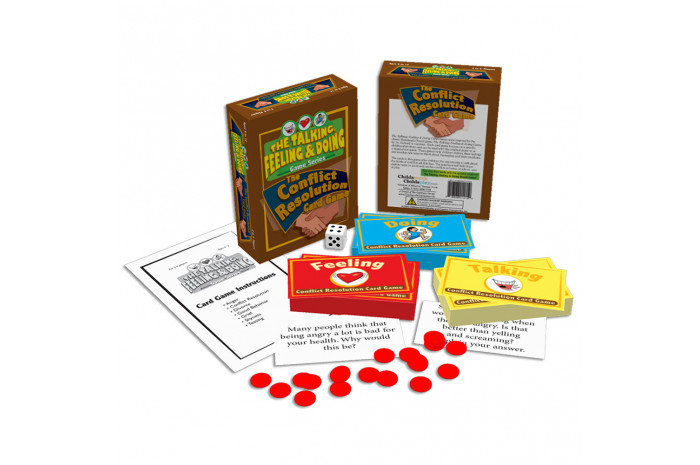 The Talking, Feeling & Doing Conflict Resolution Card Game