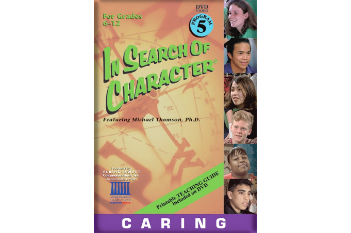 In Search of Character: Caring DVD