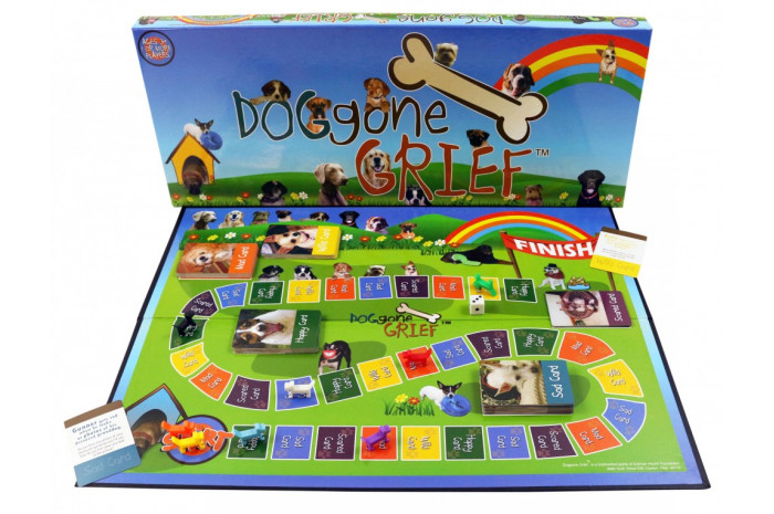 Doggone Grief Board Game