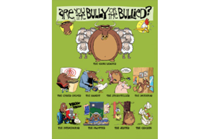 Are You the Bully? Poster
