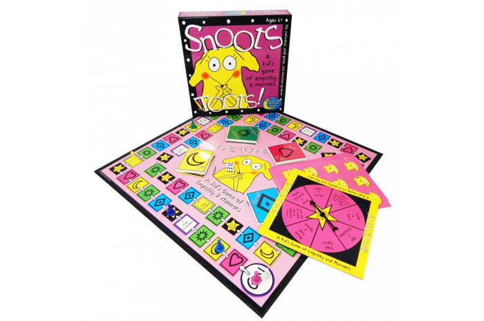Snoots Toots: A Kid's Game of Empathy and Manners