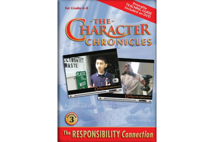 The Character Chronicles: The Responsibility Connection (Disk 3)