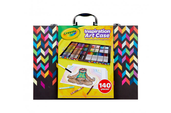 Inspiration Portable Art Case