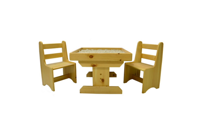 Sand Table with Chairs