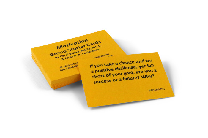 Motivation Card Deck