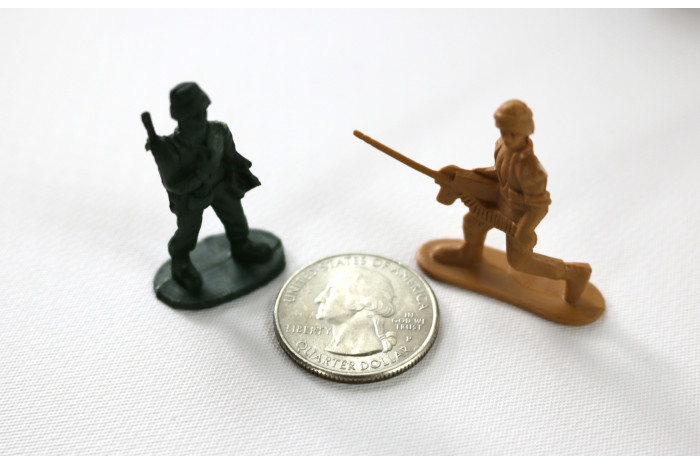 Mini Soldiers - 60 pack