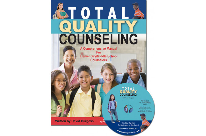 Total Quality Counseling: A Comprehensive Manual for Elementary/Middle School Counselors