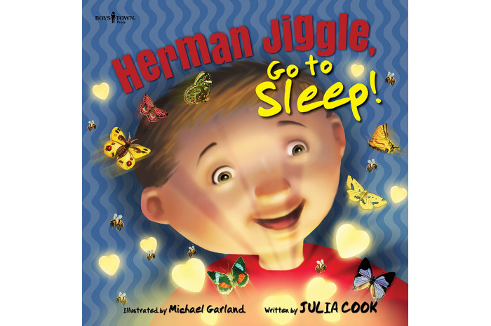 Herman Jiggle, Go to Sleep!: Helping Your Child with Their Bedtime Routine