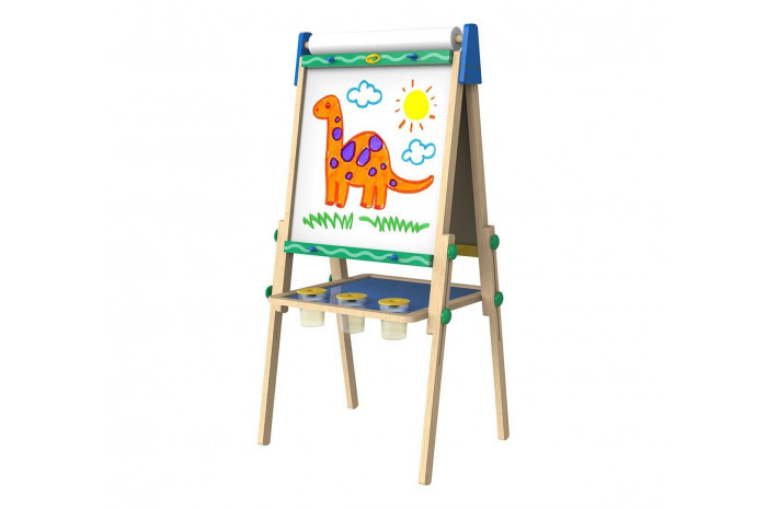 Kid's Wooden Art Easel