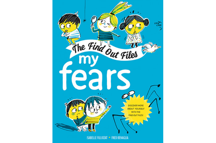 My Fears Activity Book