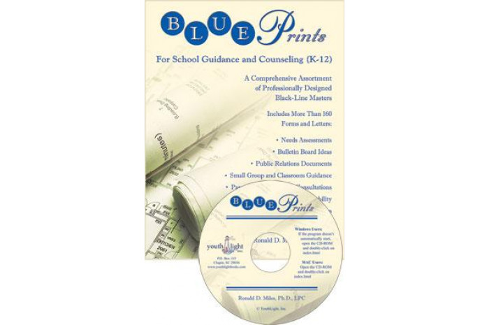 Blueprints for School Guidance and Counseling Book w/CD