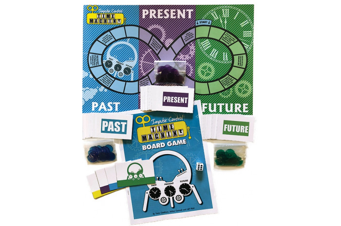 Impulse Control Time Machine Board Game