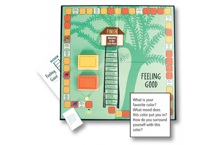 Feeling Good Board Game