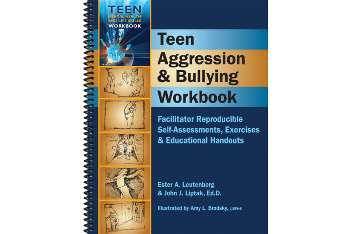 Teen Aggression & Bullying: Reproducible Self-assessments, Exercises & Educational Handouts