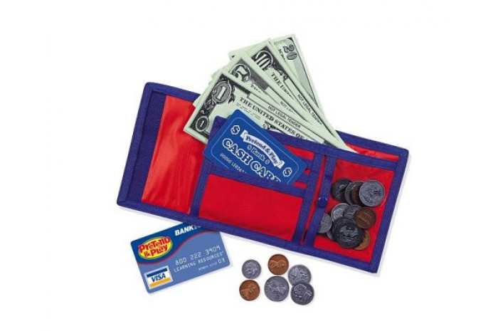 Wallet and Play Money