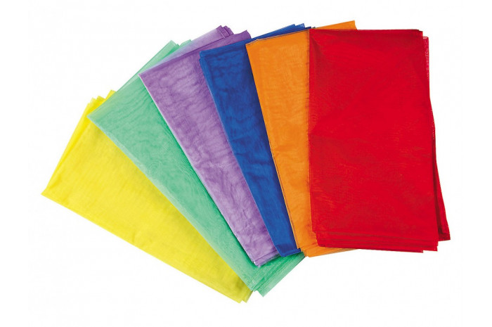 Colorful Scarves (Set of 6)
