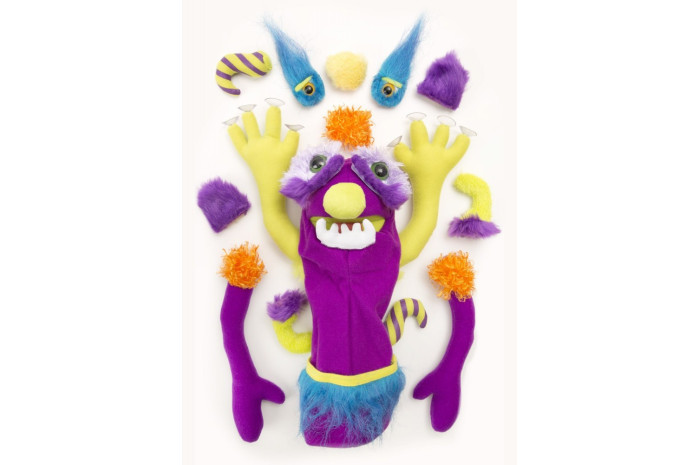 Make A Monster Expression Puppet