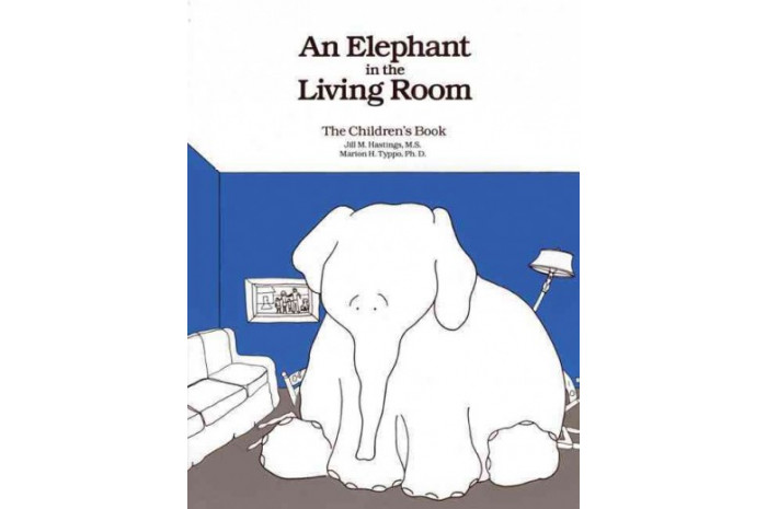 Elephant in the Living Room: A Children's Book About Substance Abuse