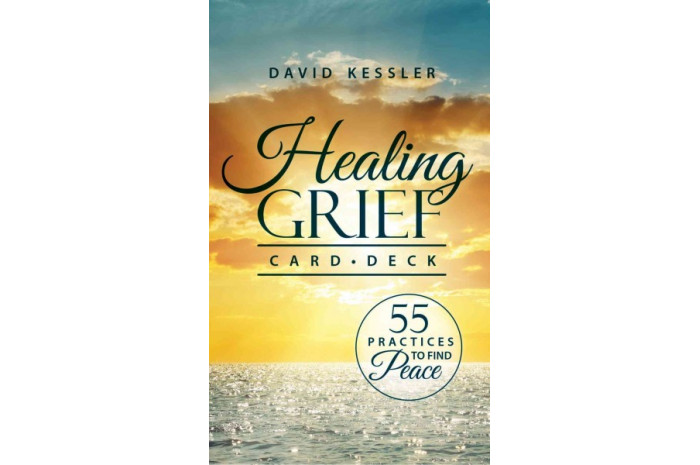 Healing Grief Card Deck: 55 Practices to Find Peace