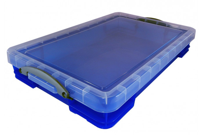 Full-sized Plastic Sand Tray with Lid