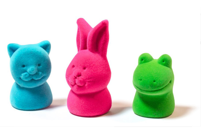 Animal Pencil Toppers (Set of 3)