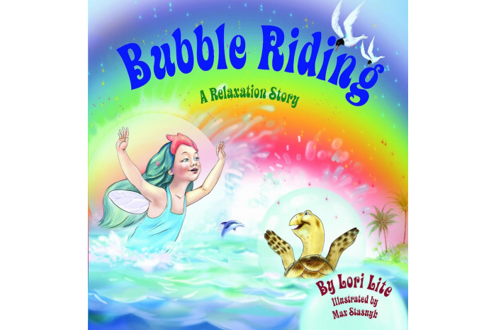 Bubble Riding: A Relaxation Story