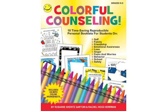 Colorful Counseling: Life Lessons Learned Through Drawing