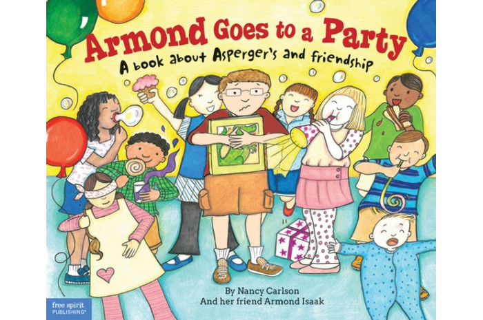Armond Goes to a Party: Asperger's and friendship (hardcover)