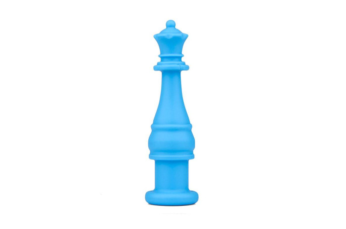 Chewable Pencil Topper - Chess King