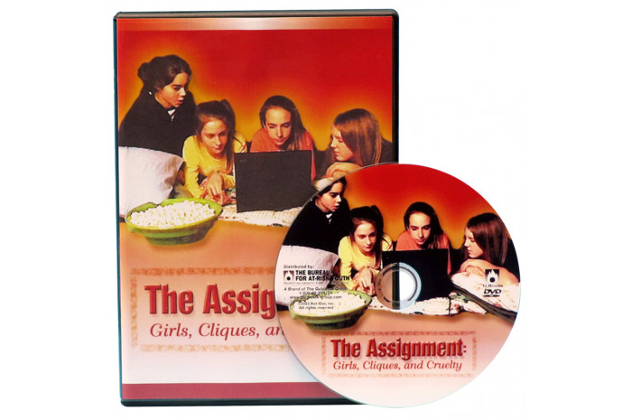 The Assignment: Girls, Cliques, and Cruelty DVD