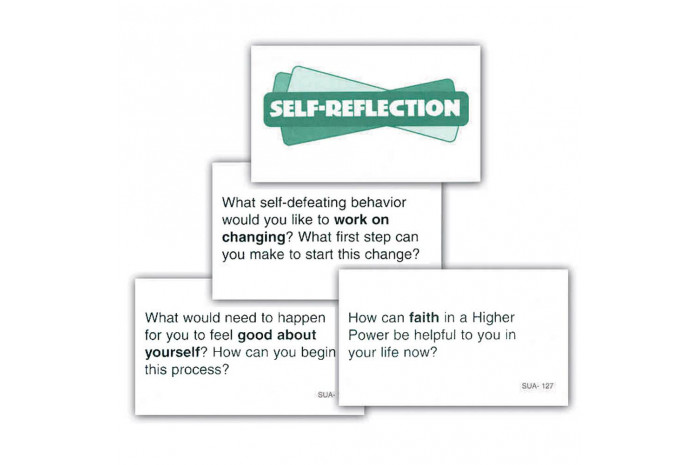 Self-Reflection Cards